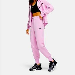 Nike Tech Fleece Woman's Jacket&Trackpants